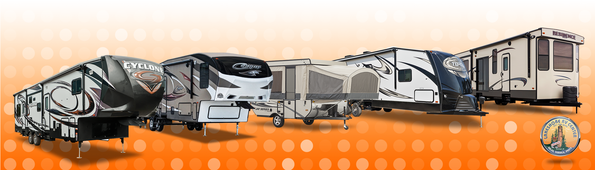Your RV Adventure Starts Here