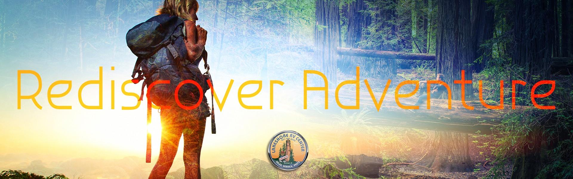 Rediscover Adventure through RVing