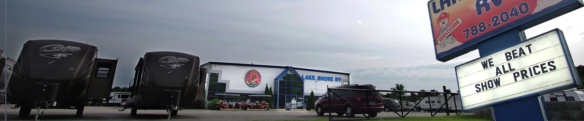 we-beat-all-show-prices-storefront-of-lakeshore-rv