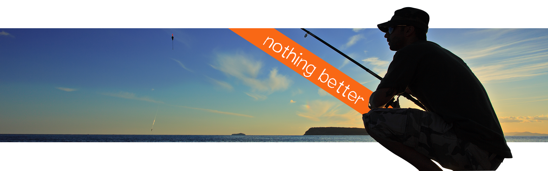 nothing-better-fisherman-at-sunset