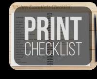 print-checklist-icon
