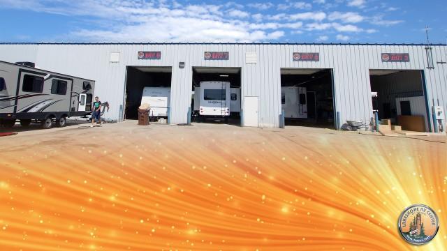 Lakeshore RV Service Department Expert Service & Repair Fi