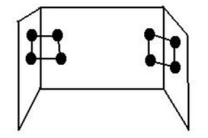 Reflector Oven Diagram