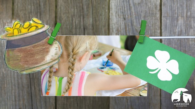 St. Patrick's Day Crafts & Games