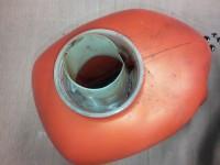 Detergent Oil Container