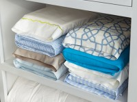Sheets in Pillowcase