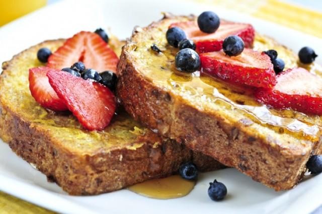 Camping breakfast recipes