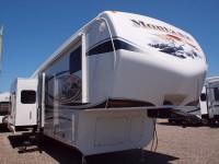 2013 Montana 3402RL Fifth Wheel