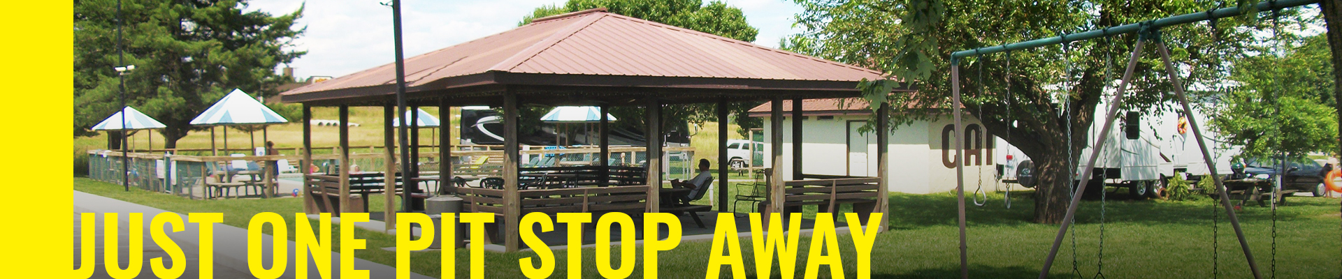 Westgate RV Campground in London, KY for RVers