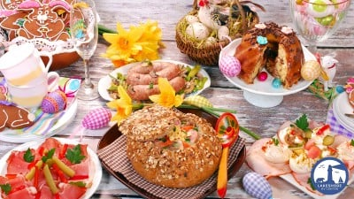 Easter Dinner Recipes For Your RV Holiday