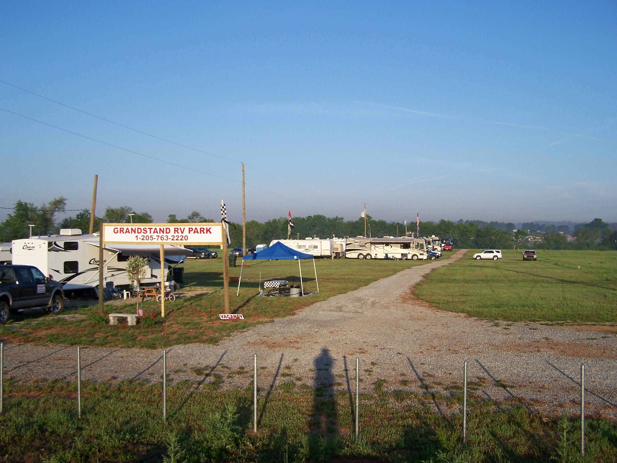 GRAND STAND RV PARK