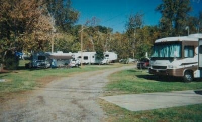 Plenty Of Camping Options Available Near Martinsville Speedway