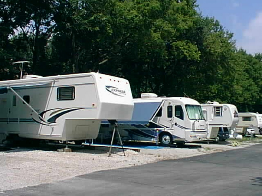 RV Camping Near Kansas Speedway Lakeshore Blog