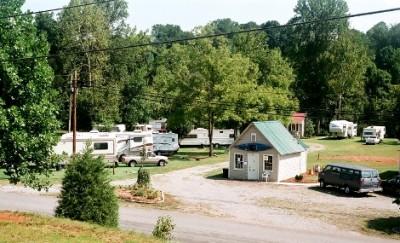 Camping Near Martinsville Speedway