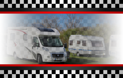 Campground RVs