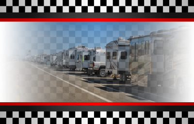 Camping At The Track