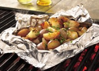 POTATO PACKET WITH HERBS