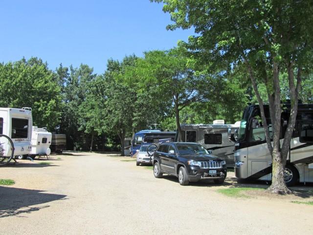 Camping Options Near Watkins Glen International