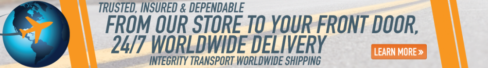 Worldwide Delivery With Lakeshore RV
