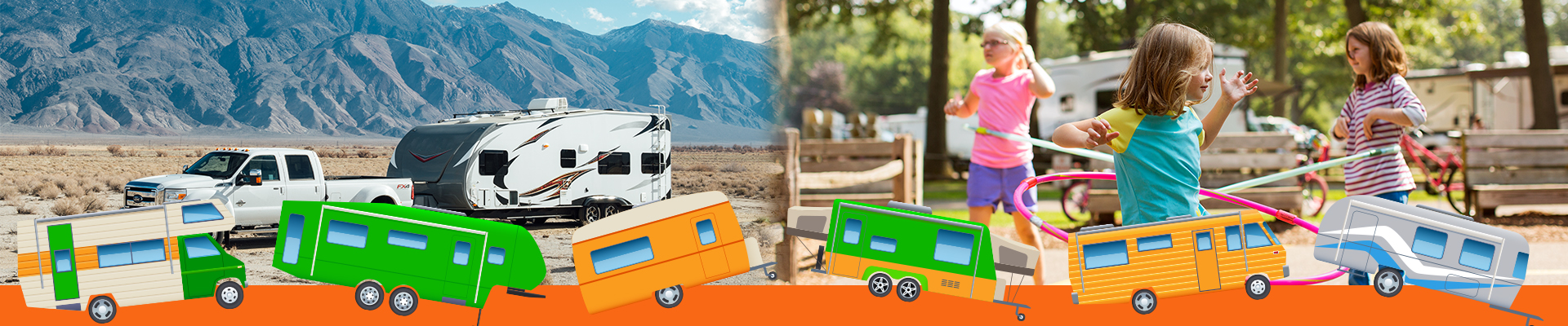 Will you be boondocking or at a campsite?