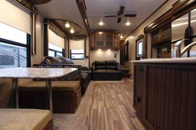 2016 Montana High Country 340BH Interior Photo