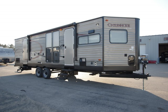 New 2016 Forest River Cherokee 274vfk Travel Trailer For Sale Ch6050