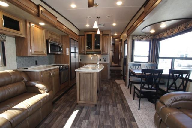 2016 Montana High Country 310RE Interior Photo