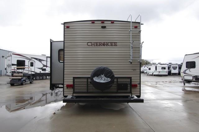 2016 Cherokee 235B Interior Photo