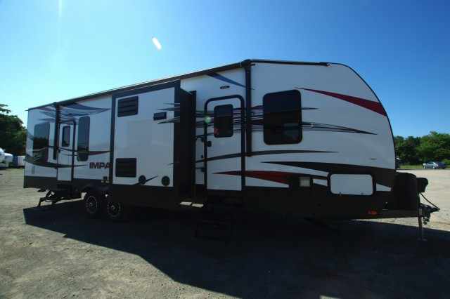 New 2016 Keystone Impact 312 Travel Trailer For Sale Im6167