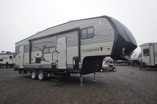 New 2016 Forest River Cherokee 265b 5th Wheel For Sale Ch6047