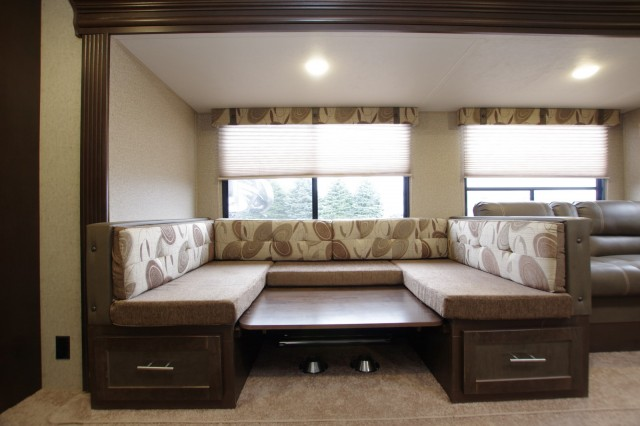 2016 Cherokee 304BH Interior Photo