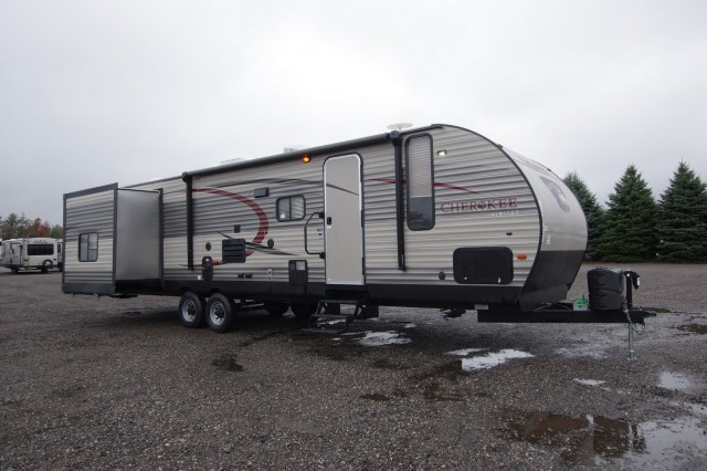 New 2016 Forest River Cherokee 304bh Travel Trailer For Sale Ch6055