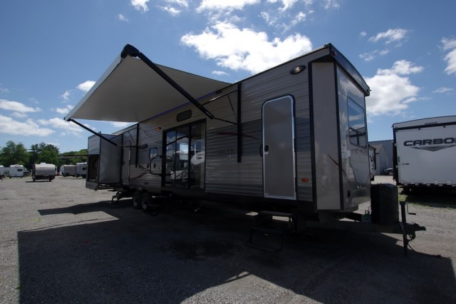 New 2016 Forest River Cherokee 39kr Park Trailer For Sale Ch6059