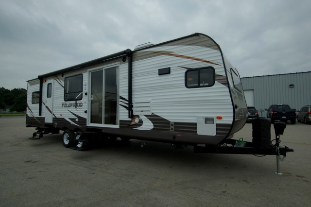 New 2016 Forest River Wildwood 29fkbs Travel Trailer For Sale Wi6323