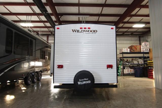 2016 Wildwood 30QBSS Interior Photo
