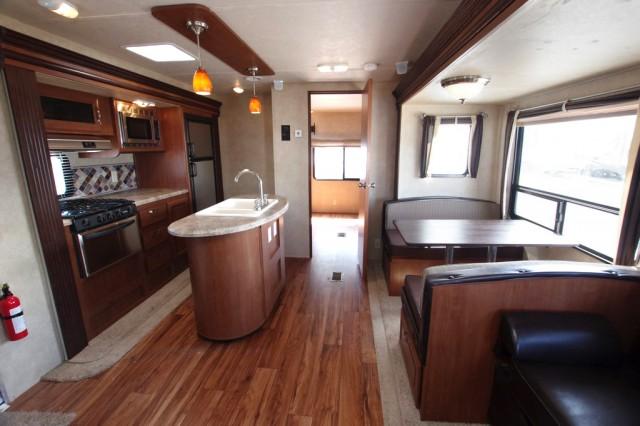 2016 Wildwood 31BKIS Interior Photo
