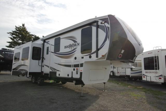New 2016 Heartland Bighorn 3270rs 5th Wheel For Sale Bi6013