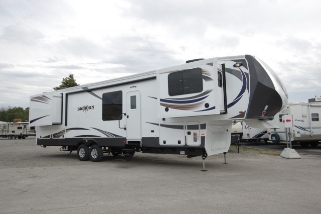New 2016 Heartland Bighorn 3750fl 5th Wheel For Sale Bi6017