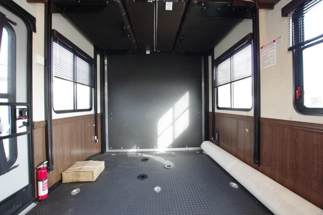 2016 Cyclone 4100 Interior Photo