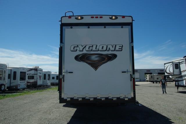 2016 Cyclone 4200 Interior Photo
