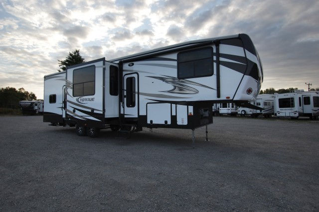 New 2016 Heartland Torque Tq321 5th Wheel For Sale To6313
