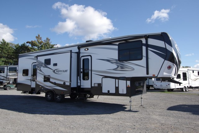 New 2016 Heartland Torque Tq325 5th Wheel For Sale To6314