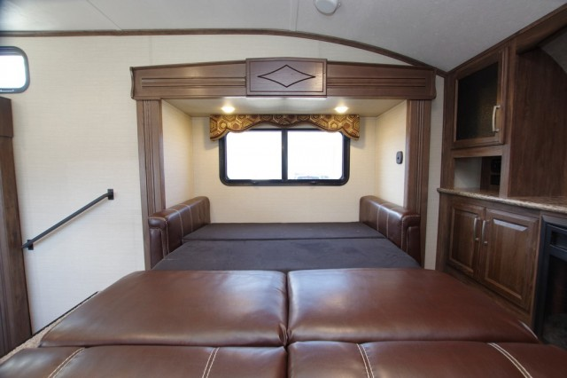 2016 Cougar 337FLS Interior Photo