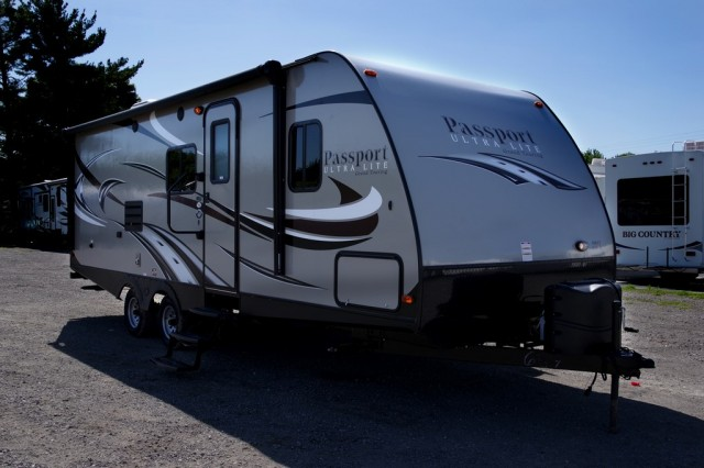 New 2016 Keystone Passport Grand Touring 2510rb Travel Trailer For Sale Pa6232
