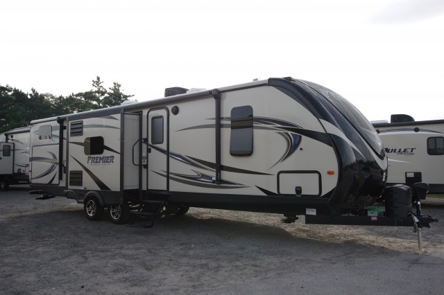 New 2016 Keystone Premier 34bhpr Travel Trailer For Sale Pr6250