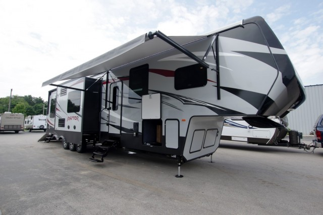 New 2016 Keystone Raptor 425ts 5th Wheel For Sale Ra6260