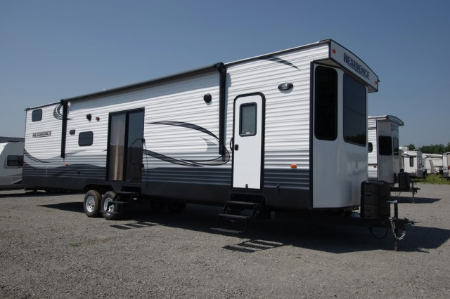 New 2016 Keystone Residence 402bh Park Trailer For Sale Re6262
