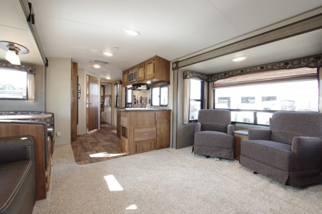 2016 Springdale 311RE Interior Photo
