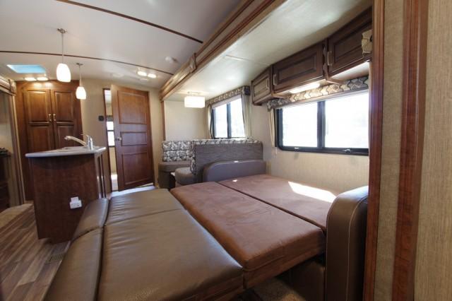 2016 Outback 325BH Interior Photo