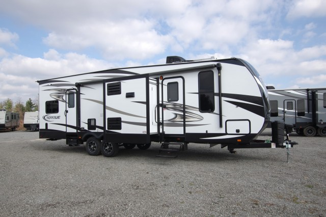 New 2016 Heartland Torque XLT T30 Toy Hauler For Sale To6029